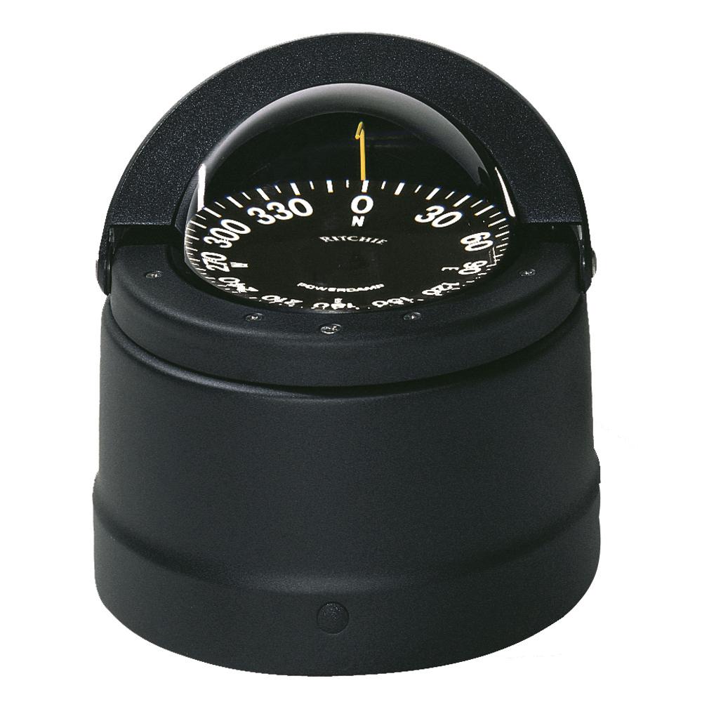 Ritchie DNB-200 Navigator Compass - Binnacle Mount - Black