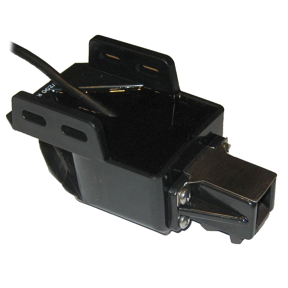 SI-TEX 250/50/200ST Transom Mount Transducer (8 Pin)