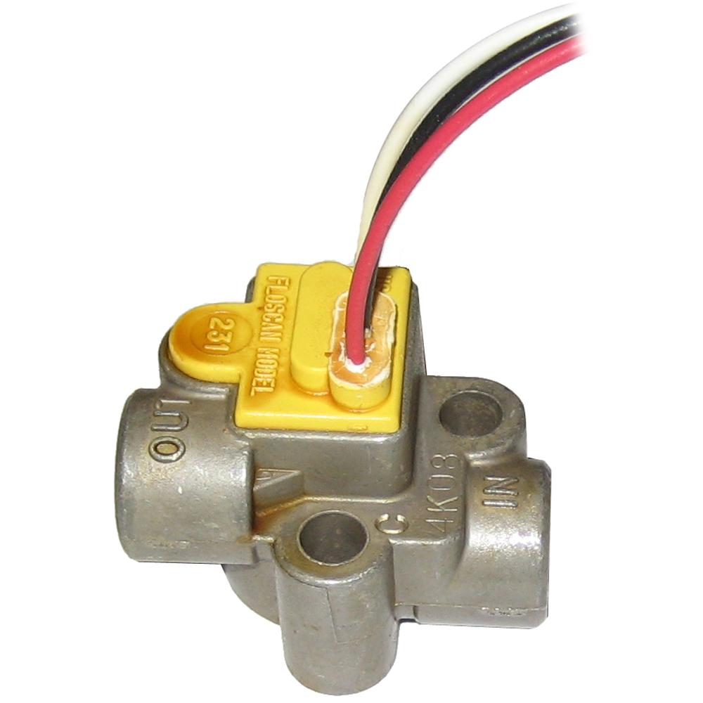 FloScan Model #231 Standard Flow Gasoline Sensor