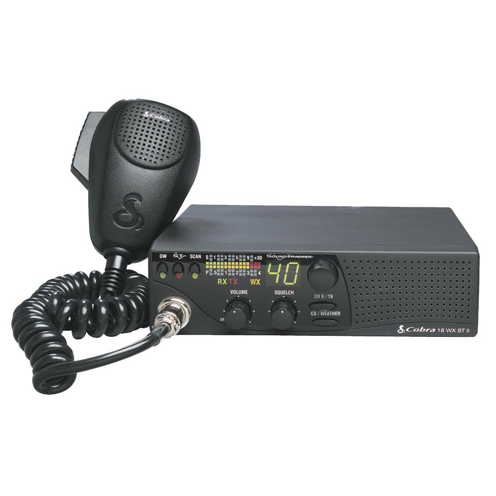 Cobra 18 WX ST II Mobile CB Radio