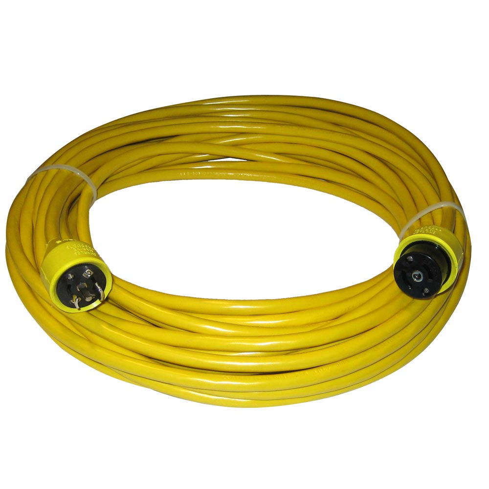Charles 50' Phone Cable Set - Yellow