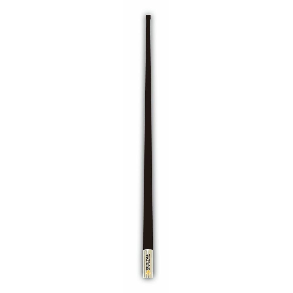 Digital Antenna 528-VB 4' VHF Antenna - Black