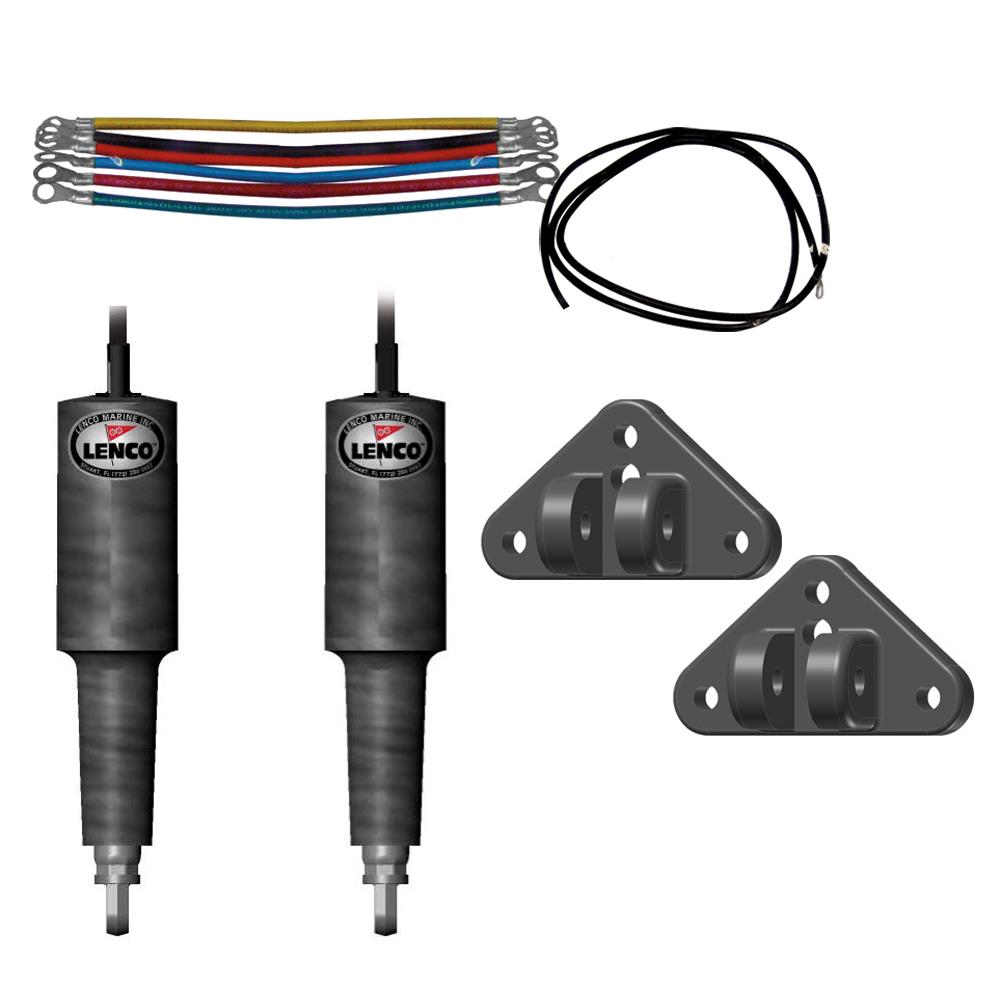 Electric Motor Retrofit Kit: Lenco Bennett Retrofit Kit - 12 Volt - 15064-001
