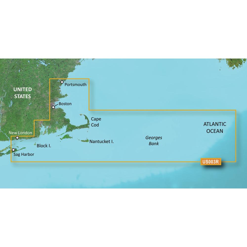 Garmin BlueChart® g2 Vision® - VUS003R - Cape Cod - microSD™/SD™