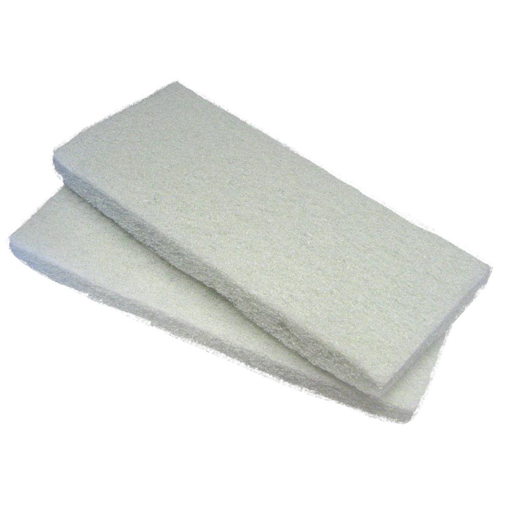 Shurhold Shur-LOK Fine Scrubber Pad - (2-Pack)