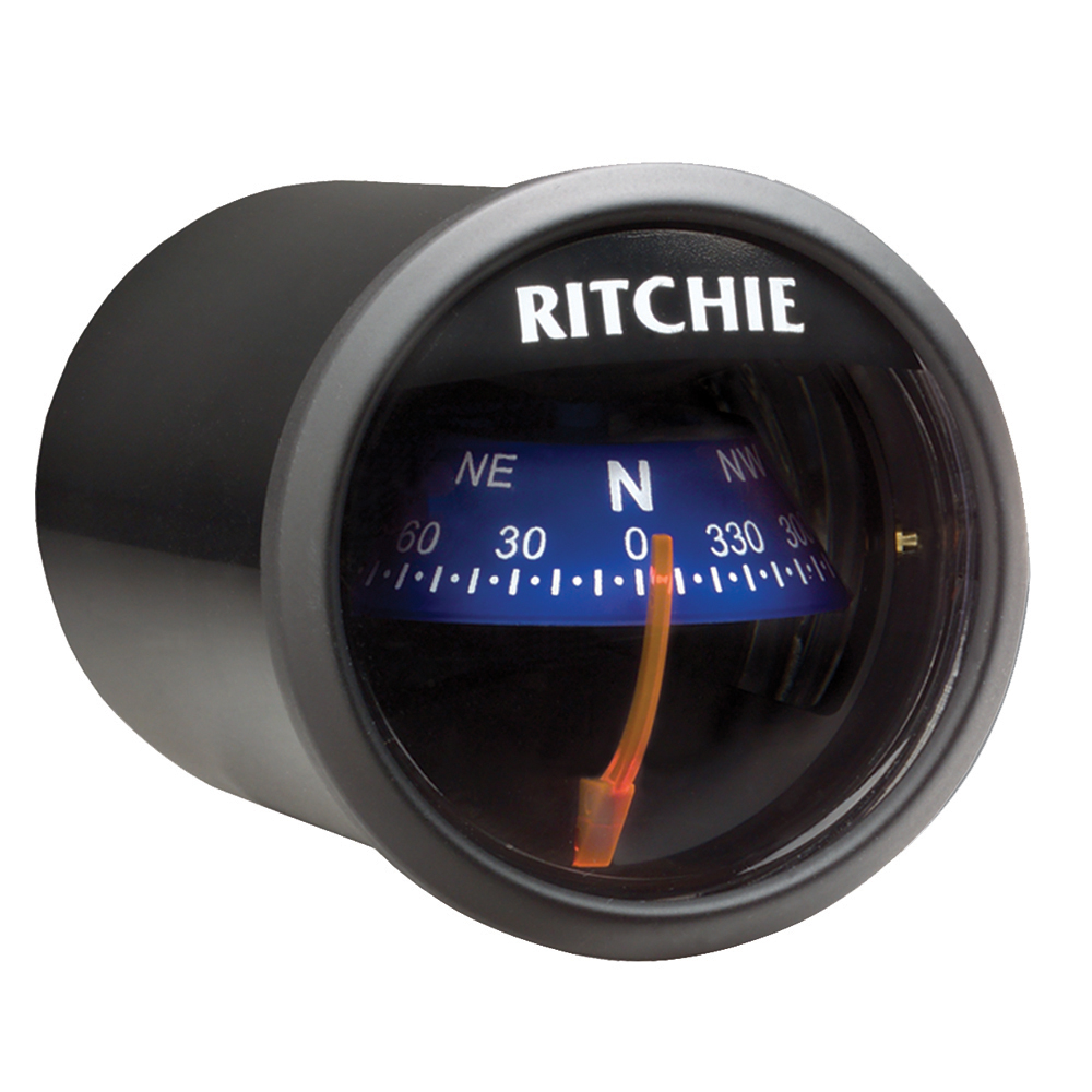 Ritchie X-21BU RitchieSport Compass - Dash Mount - Black/Blue