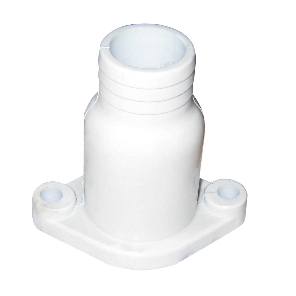 Raritan Straight Discharge Adapter - 90° To Straight