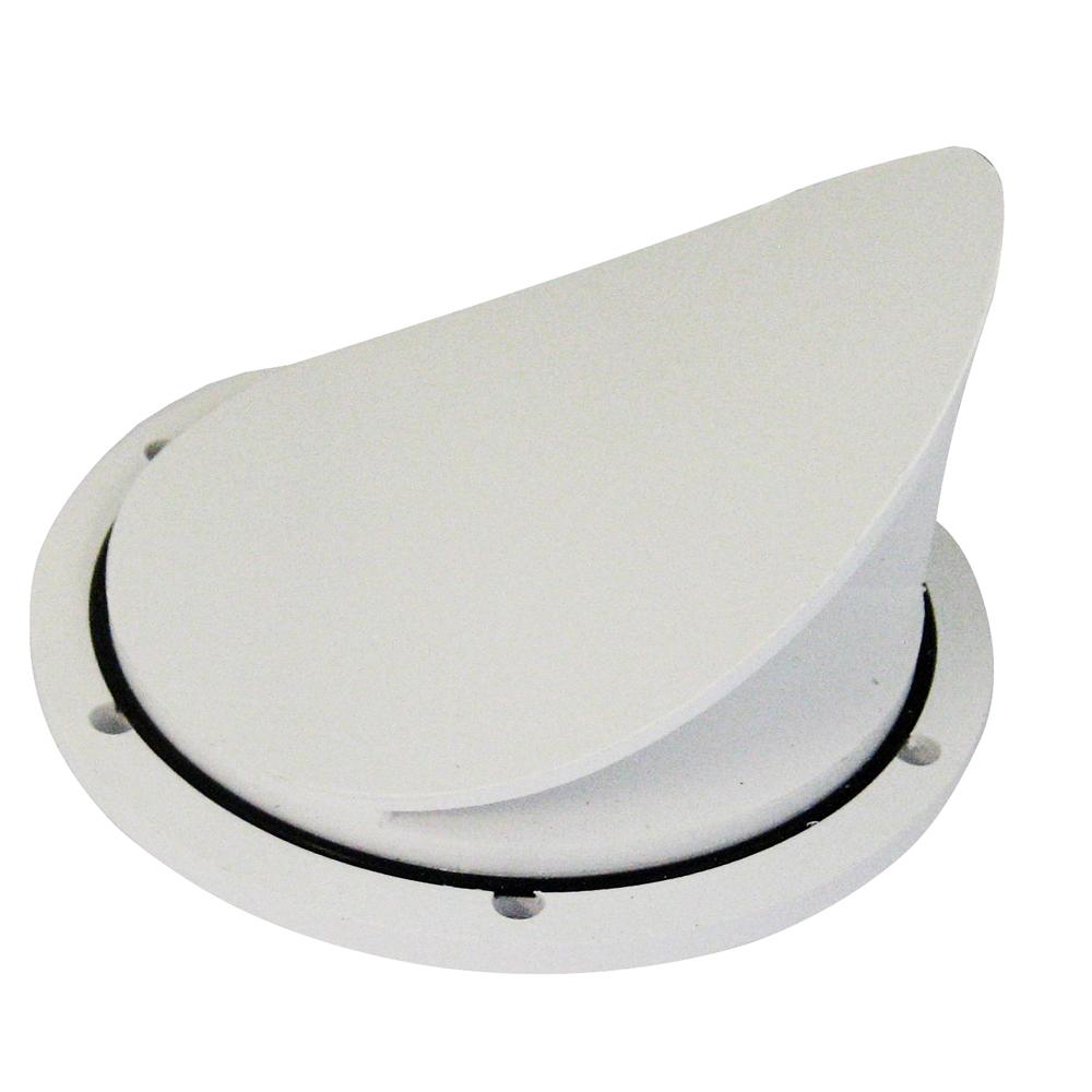 Raritan Crown Head™ Front Cover w/O-Ring