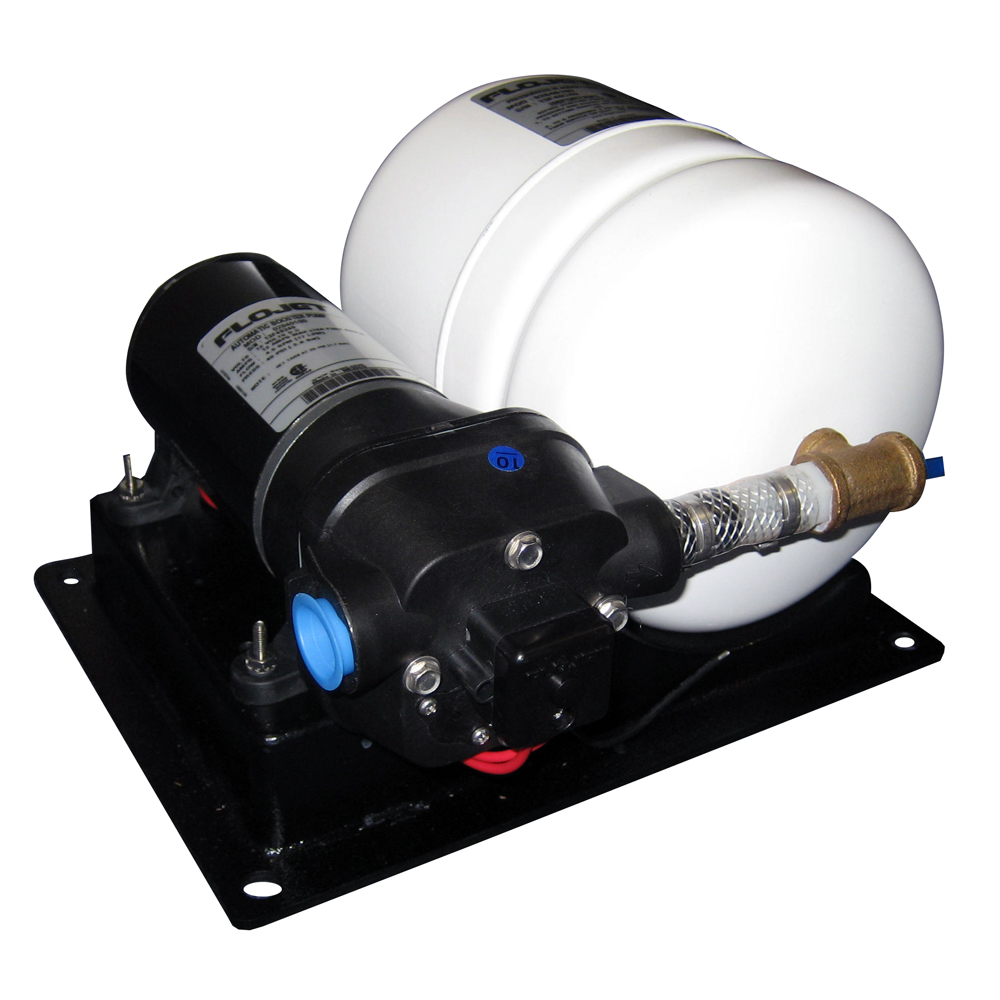 FloJet Water Booster System - 40 PSI/4.5GPM/12V