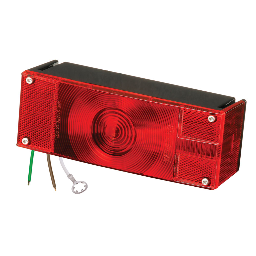 Wesbar Low Profile 7 Function Right-Curbside Trailer Light >80