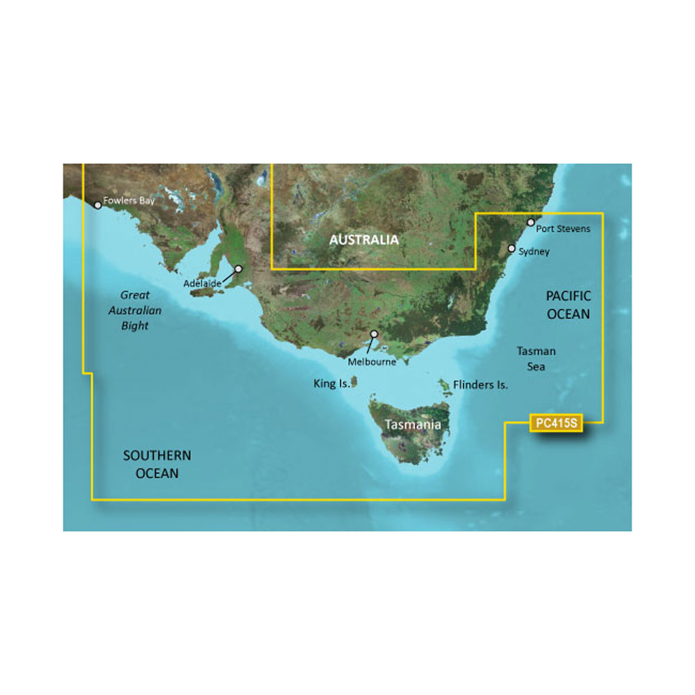 Garmin BlueChart® g2 - HXPC415S - Port Stephens - Fowlers Bay - microSD™/SD™