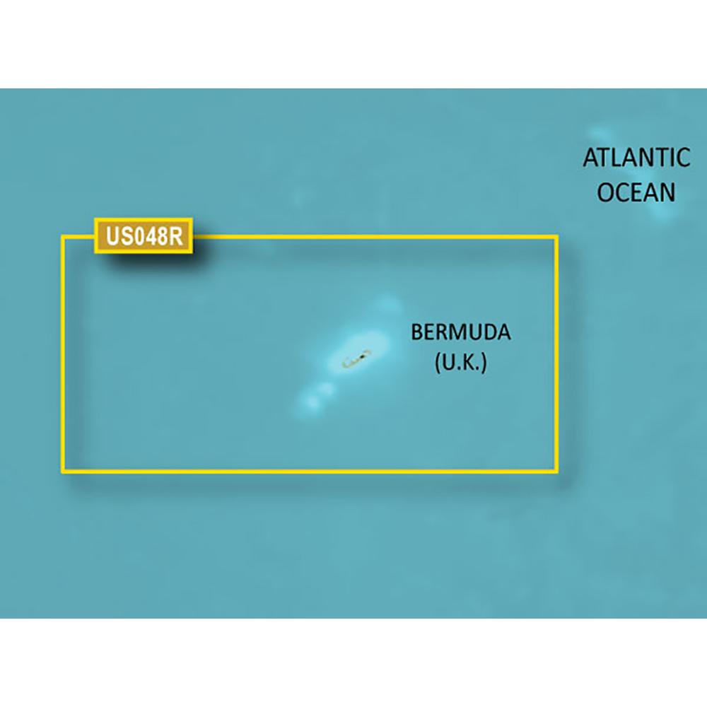 Garmin BlueChart® g2 Vision® - VUS401S - Bermuda - microSD™/SD™