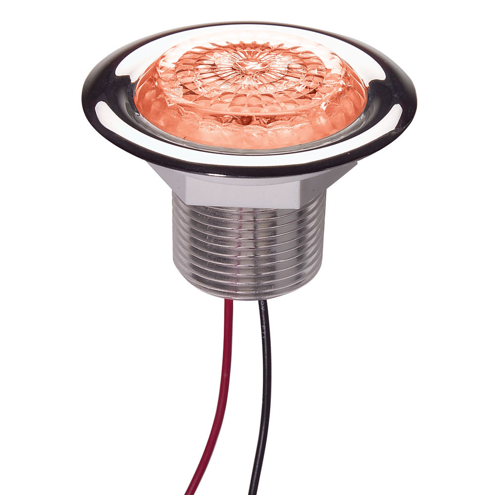 Innovative Lighting 3 LED Starr Light Recess Mount - Red