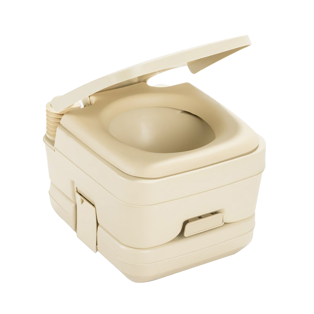 Dometic - 964 Portable Toilet 2.5 Gallon Parchment
