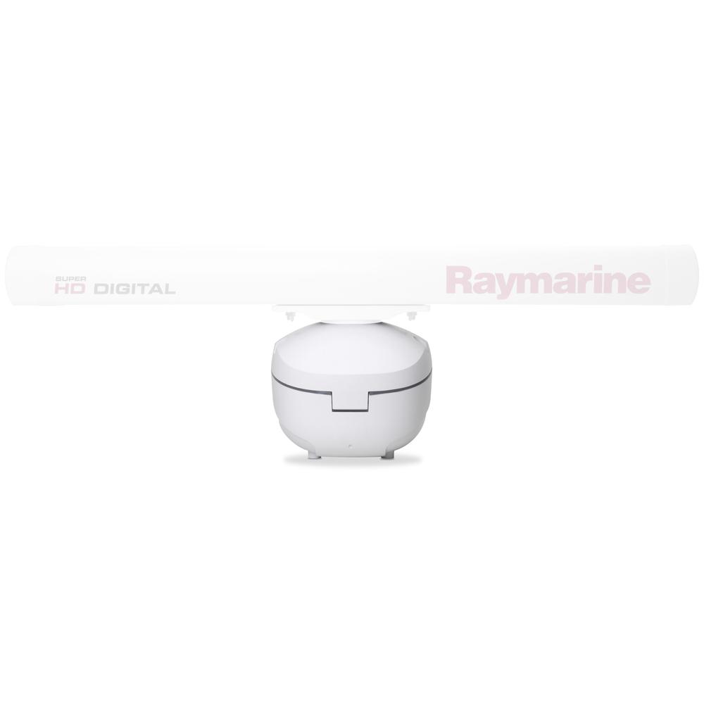 Raymarine 12kW Super HD Pedestal w/VCM100 Voltage Converter