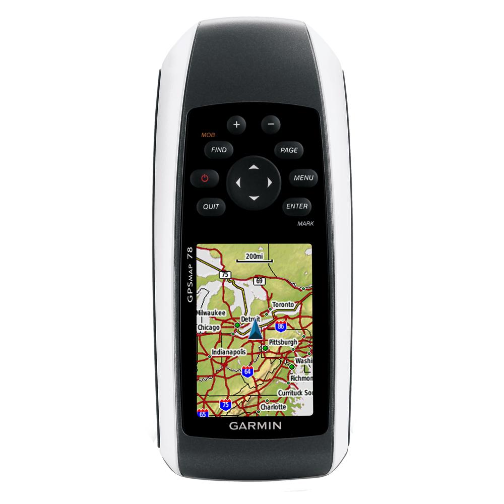Garmin GPSMAP® 78 Handheld GPS