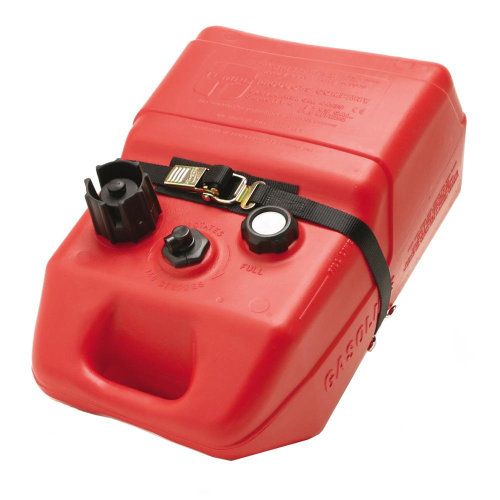 BoatBuckle Gas Tank Battery Box Kwik Lok Strap 1