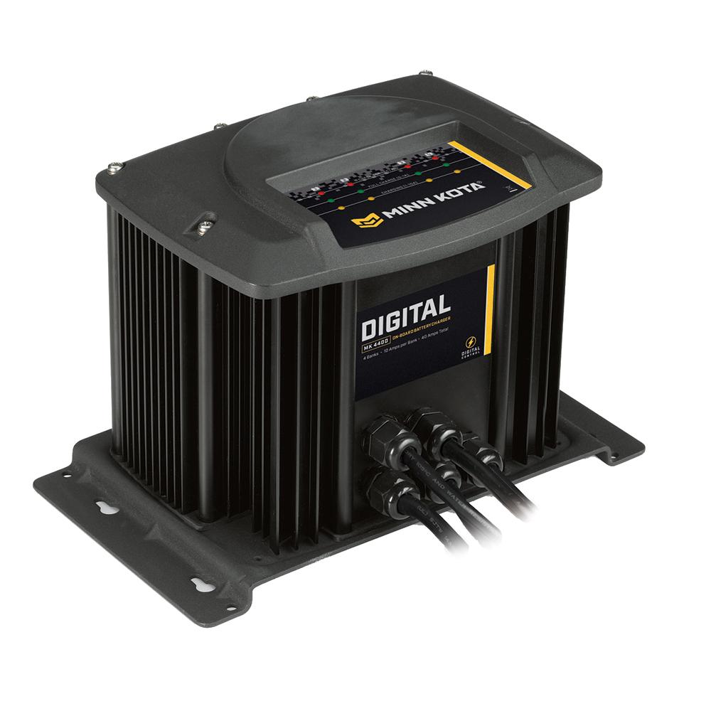 Minn Kota MK-440D 4 Bank x 10 Amps