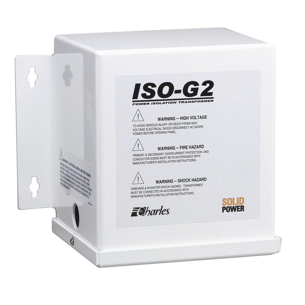 Charles ISO-G2 Transformer 3.6KVA, 30 Amp, 120VAC, 60Hz