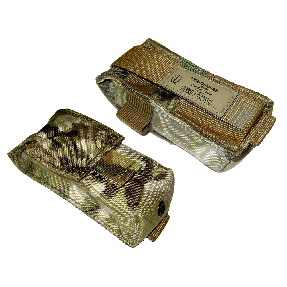 Kestrel Tactical MOLLE/PALS Case f/4000-5000 Series - Camouflage