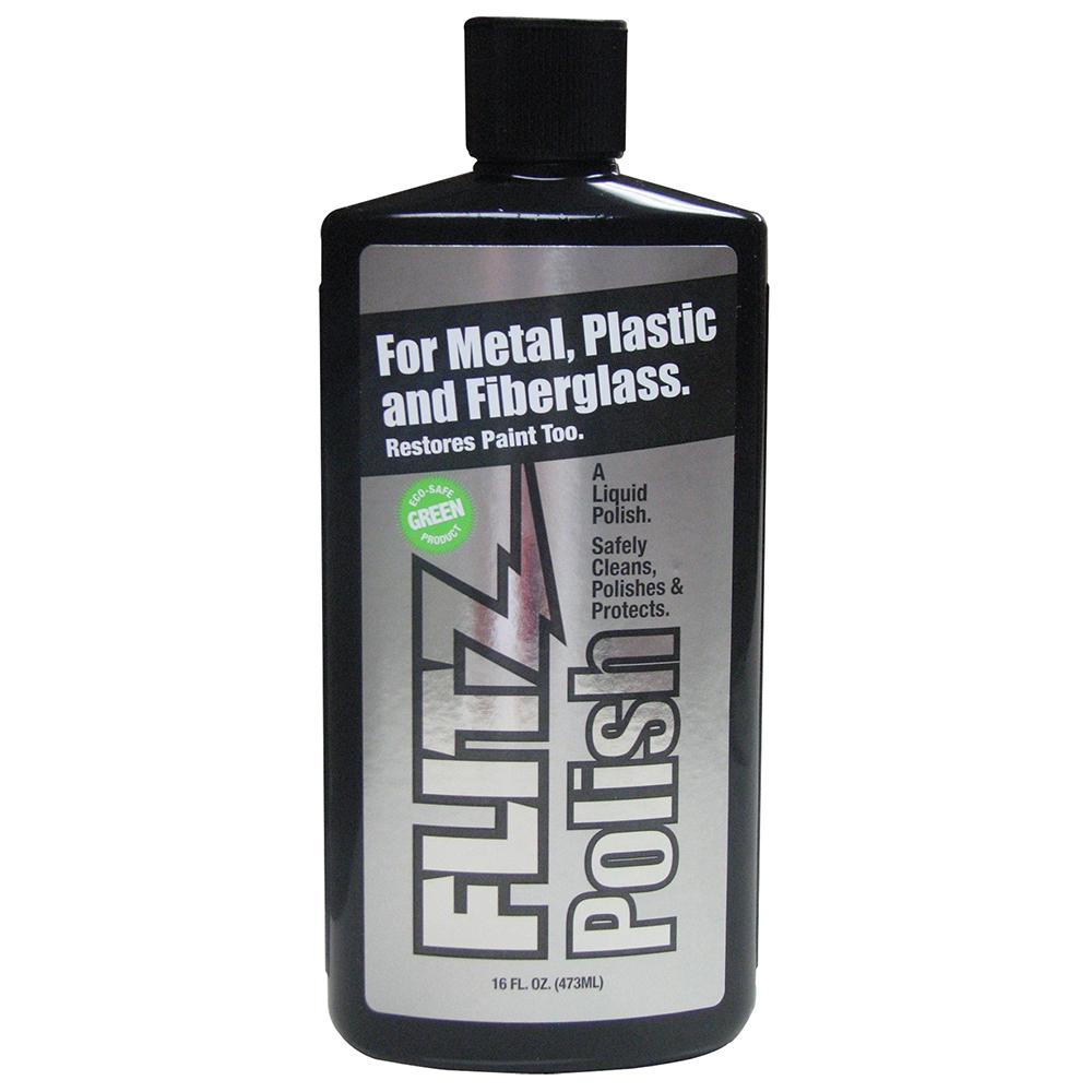 Flitz Polish - Liquid - 16 oz. Bottle