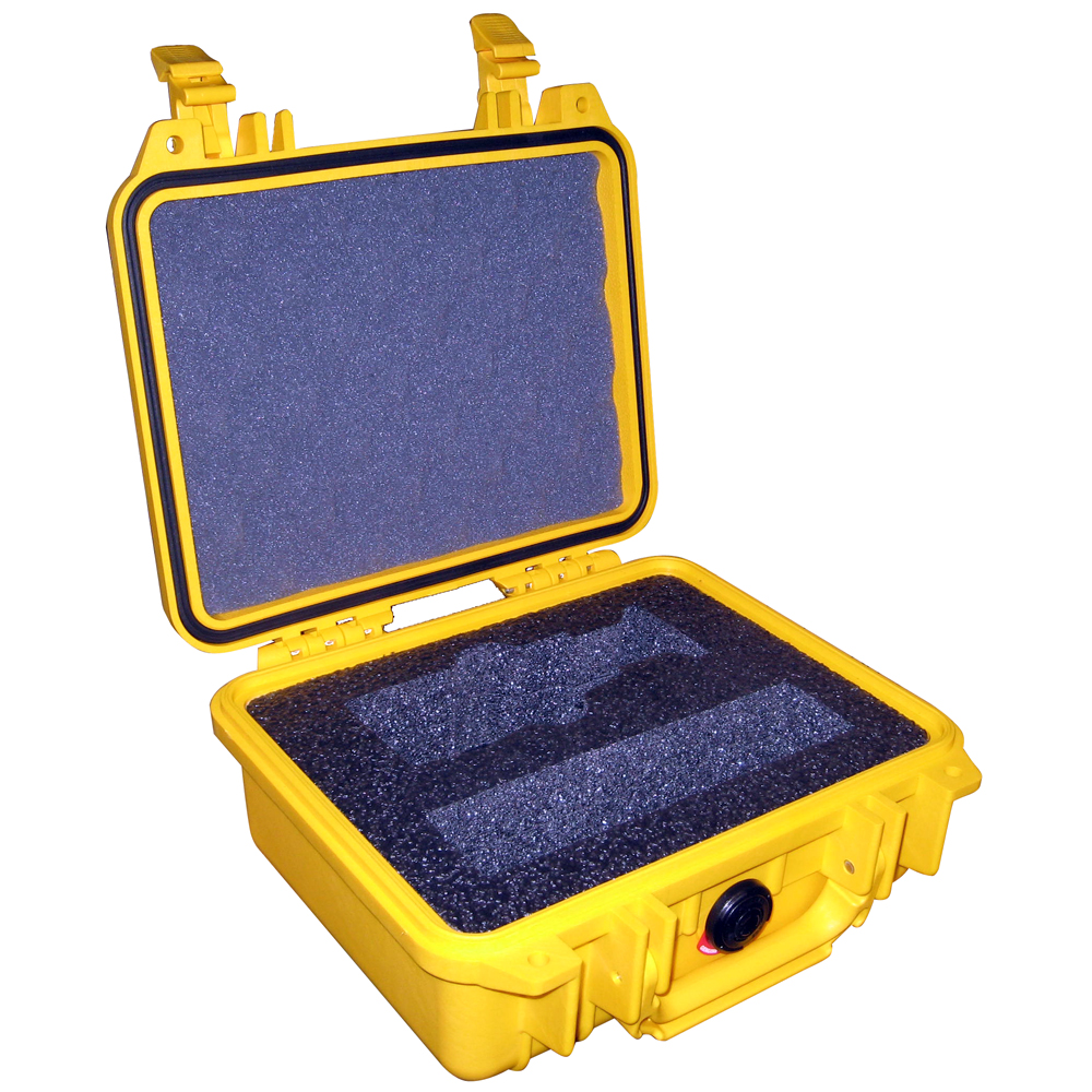 FLIR Rigid Camera Case f/Ocean Scout Series - Yellow
