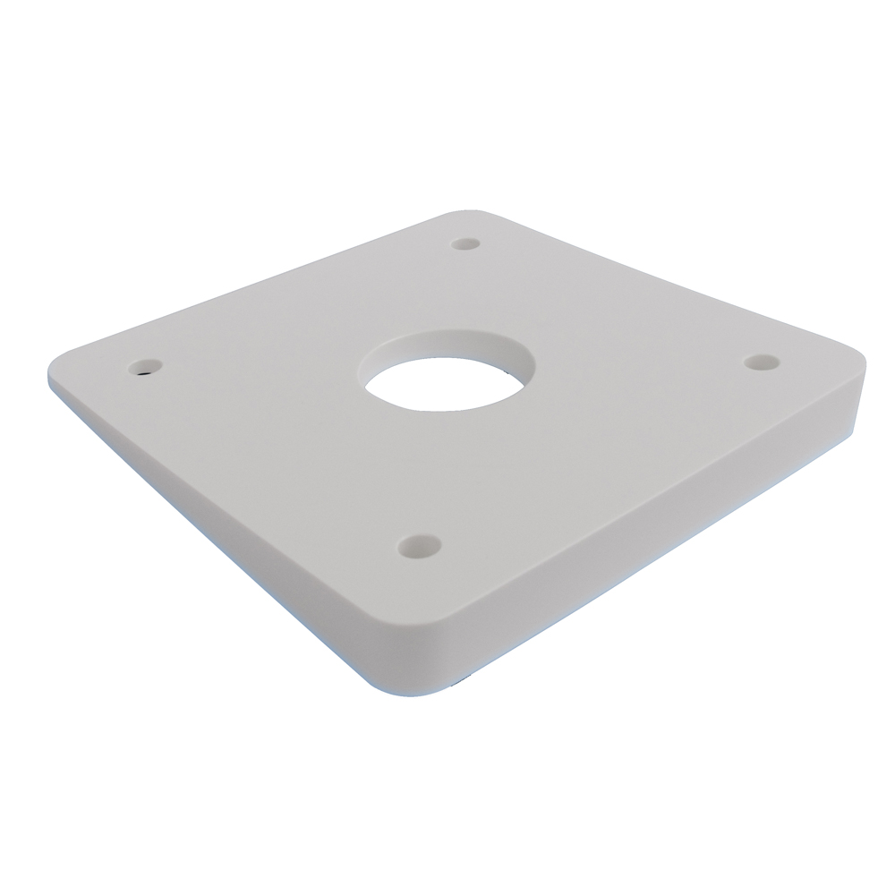 Seaview 6° Wedge f/7 x 7 Radar Mount Base Plate