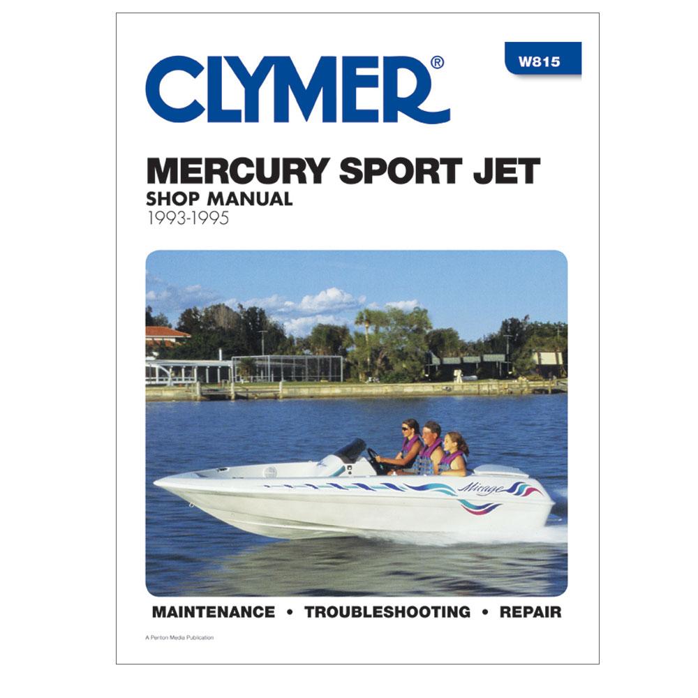 Clymer Mercury Sport Jet (1993-1995)