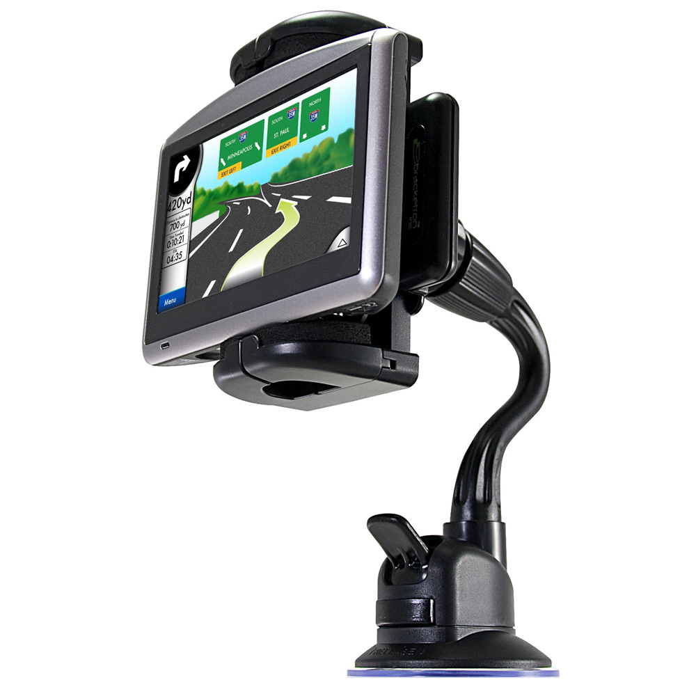 Bracketron Universal GPS Window Mount