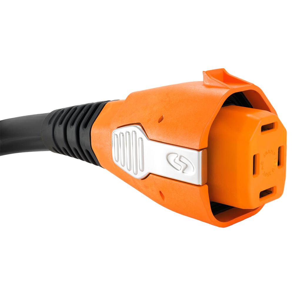 SmartPlug 50 Amp Boatside Connector