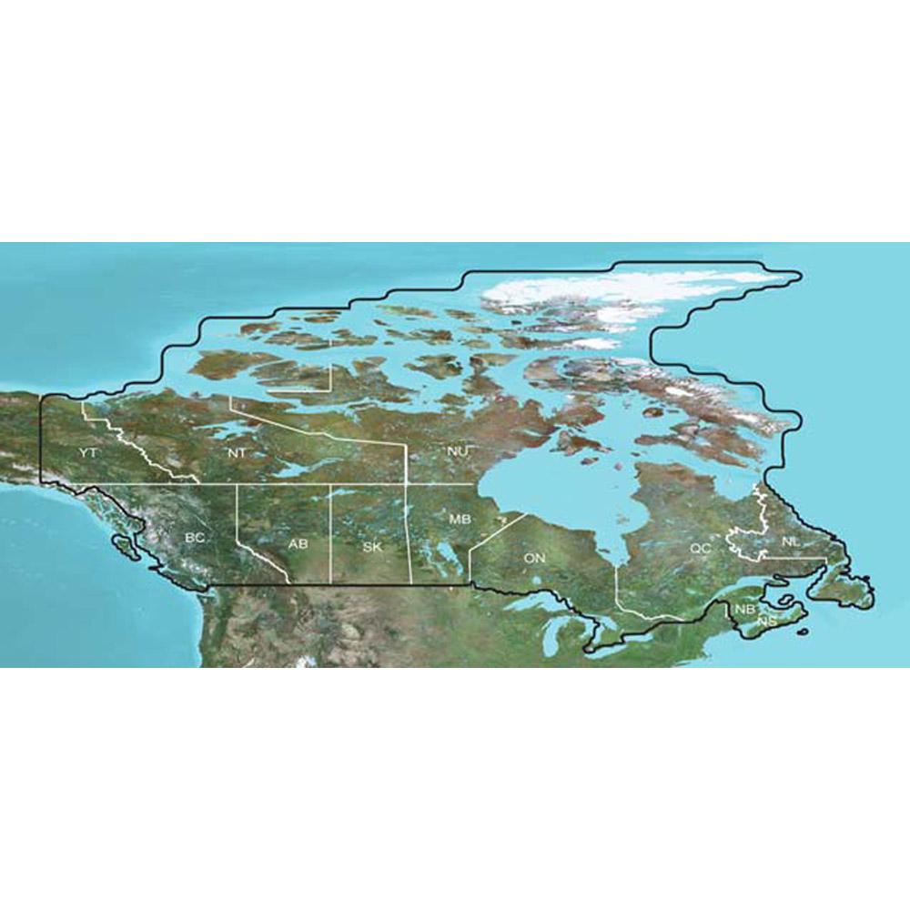 Garmin TOPO - Canada - microSD™/SD™