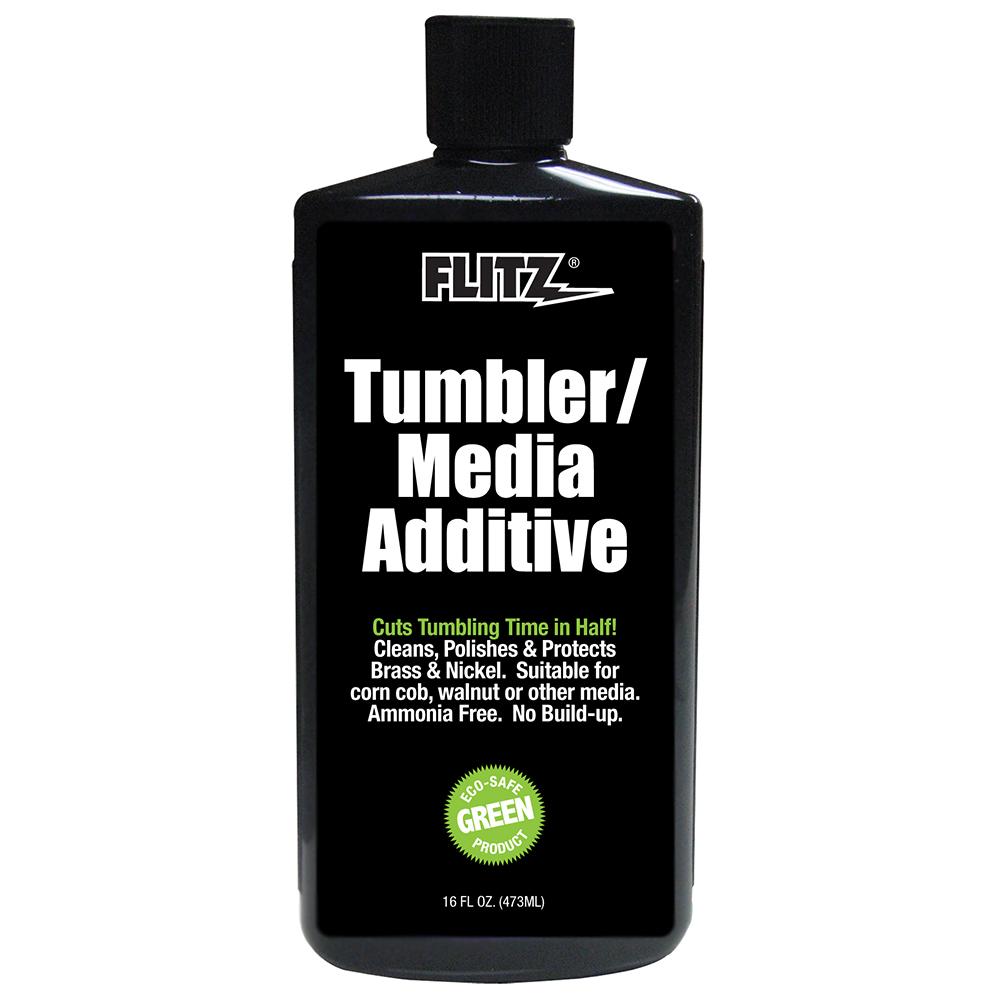 Flitz Tumbler/Media Additive - 16 oz. Bottle