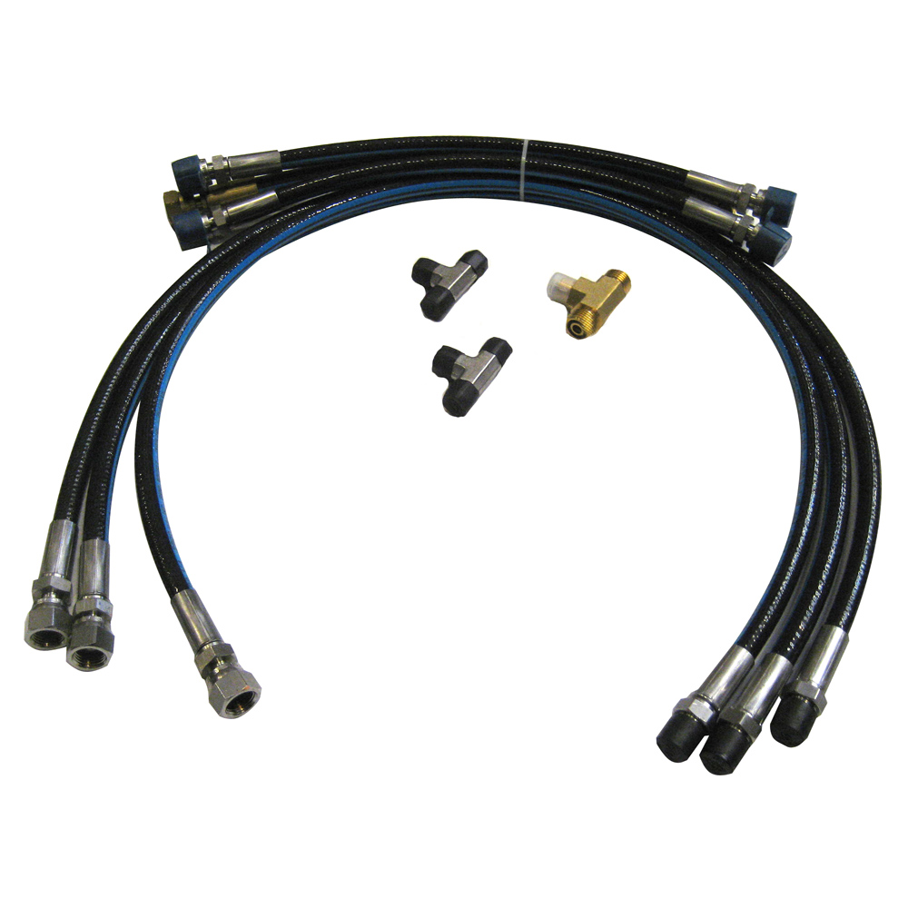 SI-TEX Verado Power Steering Installation Kit w/Hoses