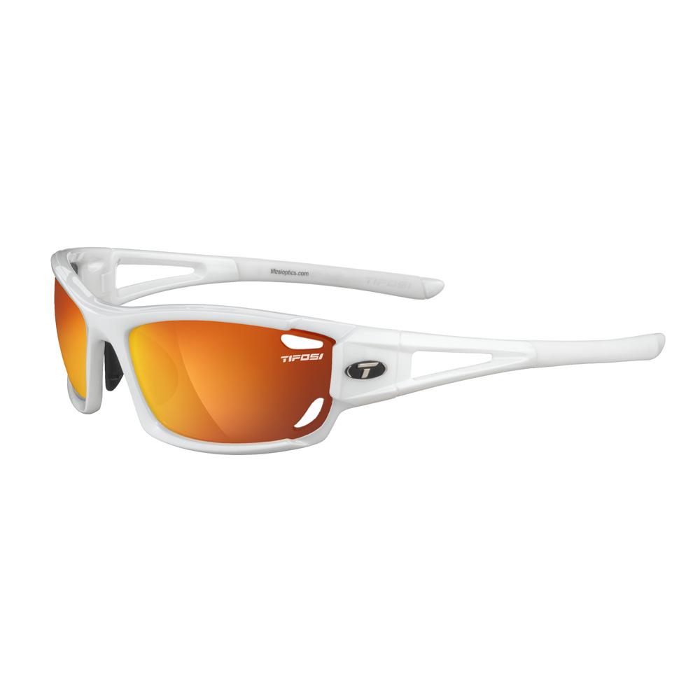 Tifosi Dolomite 2.0 Golf Interchangeable Sunglasses - Pearl White