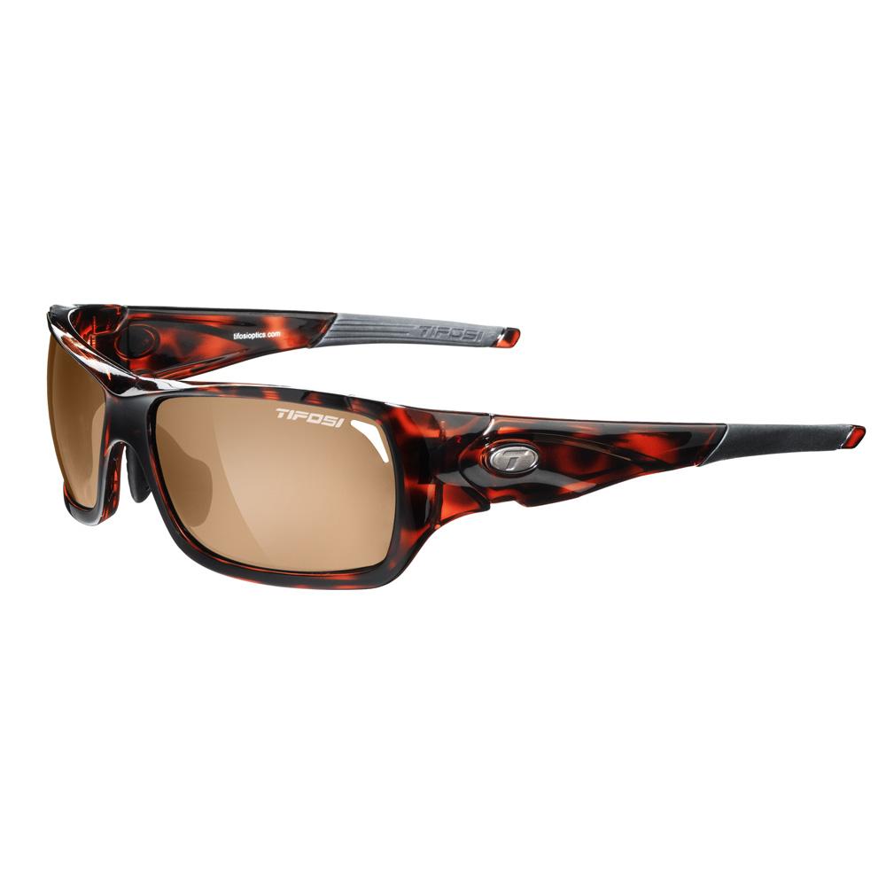 Tifosi Duro Golf Interchangeable Sunglasses - Tortoise