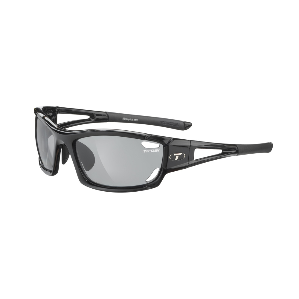 Tifosi Dolomite 2.0 Polarized Fototec Sunglasses - Gloss Black