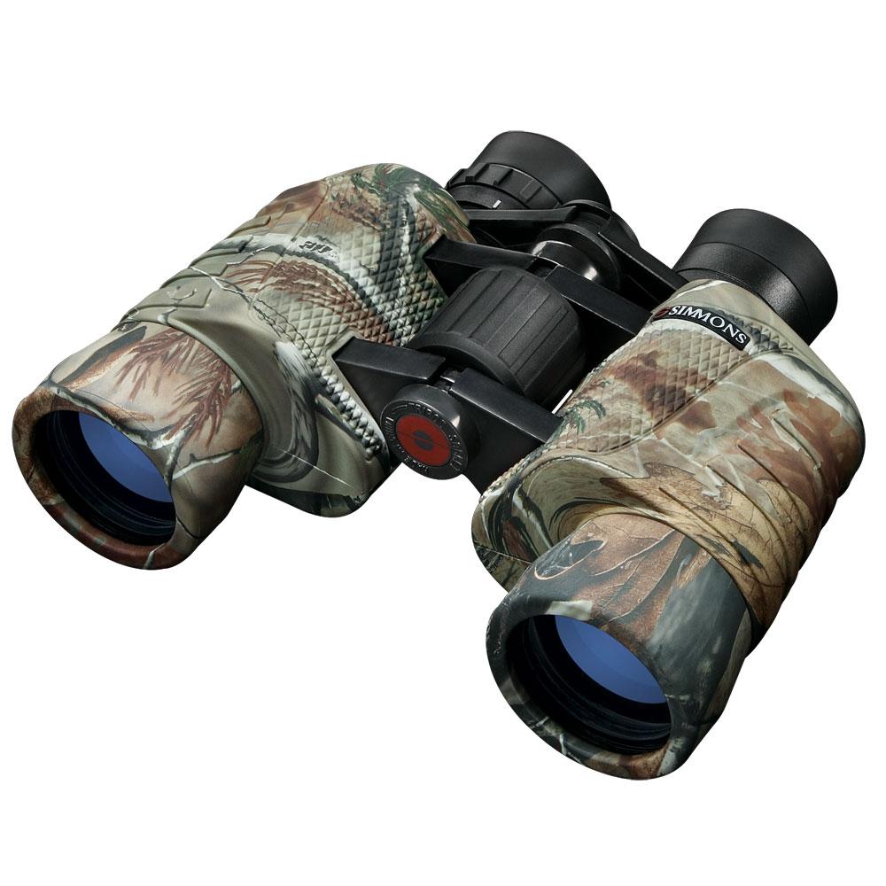 Simmons ProSport Porro Prism Binocular - 8 x 40 - Camo Finish