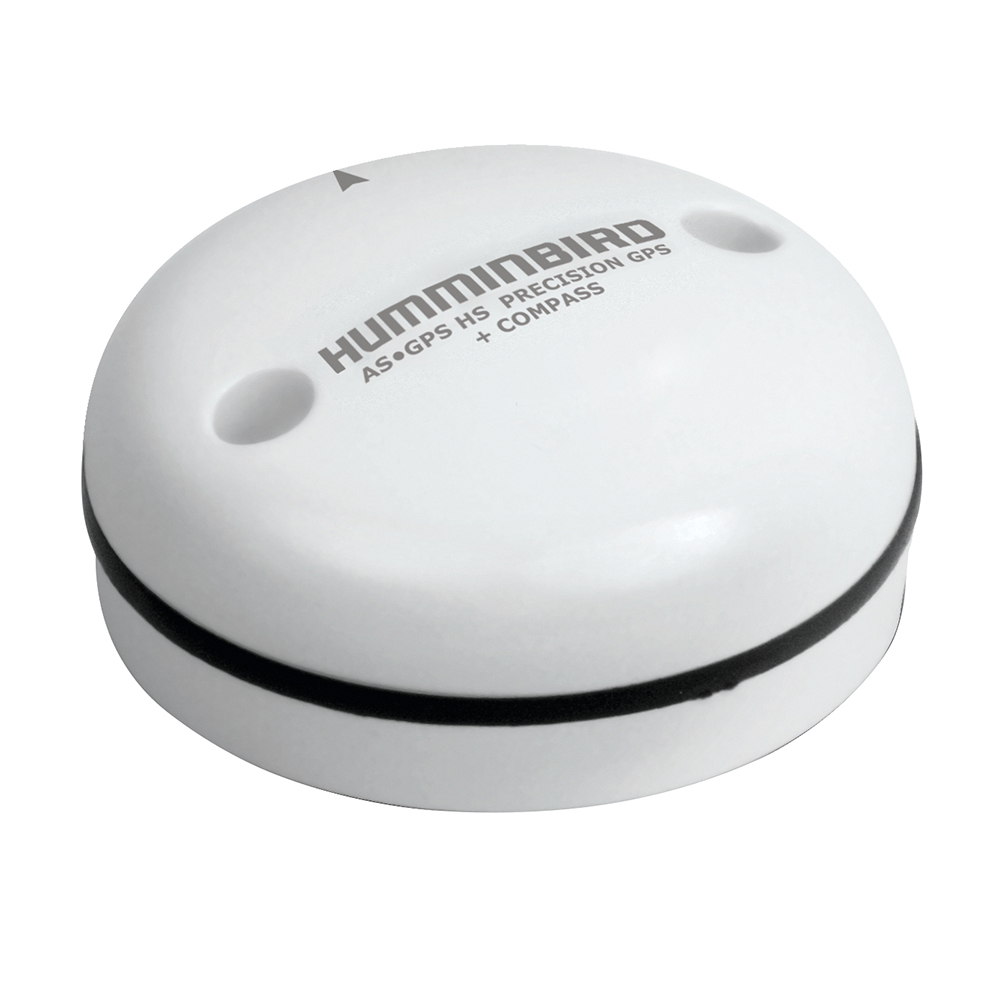 Humminbird AS GPS HS Precision GPS Antenna w/Heading Sensor