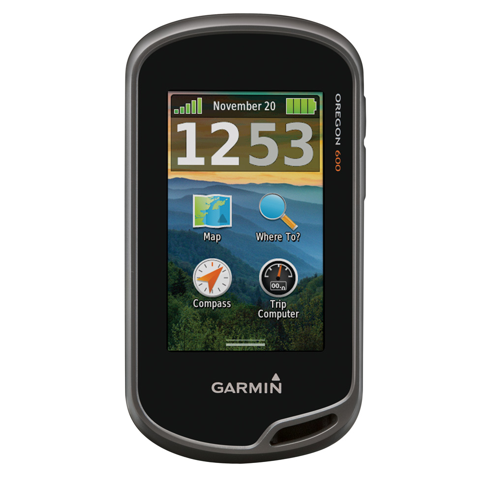 Garmin Oregon 600 w/Worldwide Basemap