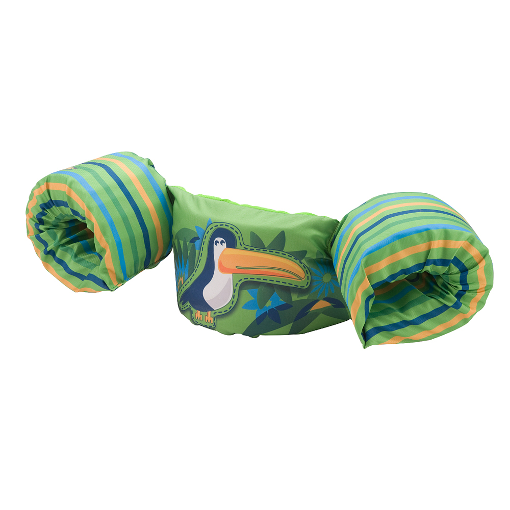 Stearns Puddle Jumper® Deluxe Life Jacket - Toucan - 30-50lbs