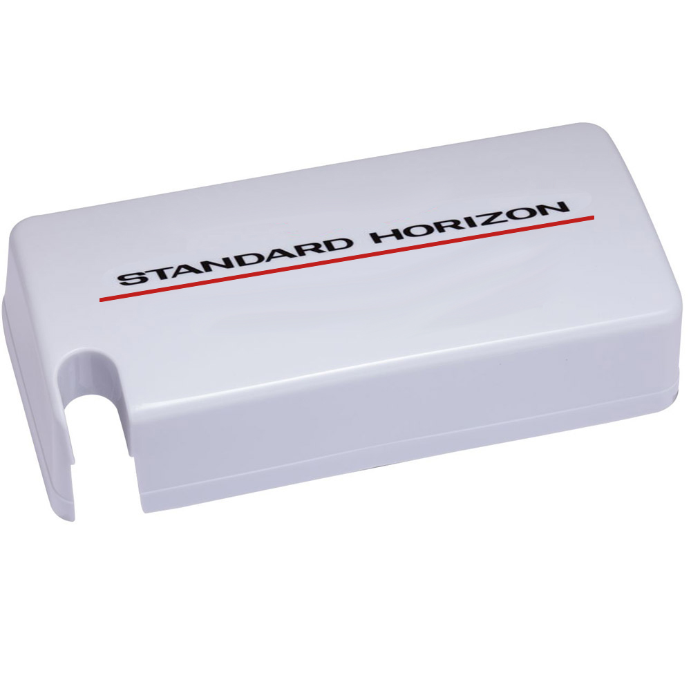 Standard Horizon Dust Cover f/GX1600 & GX1700 - White