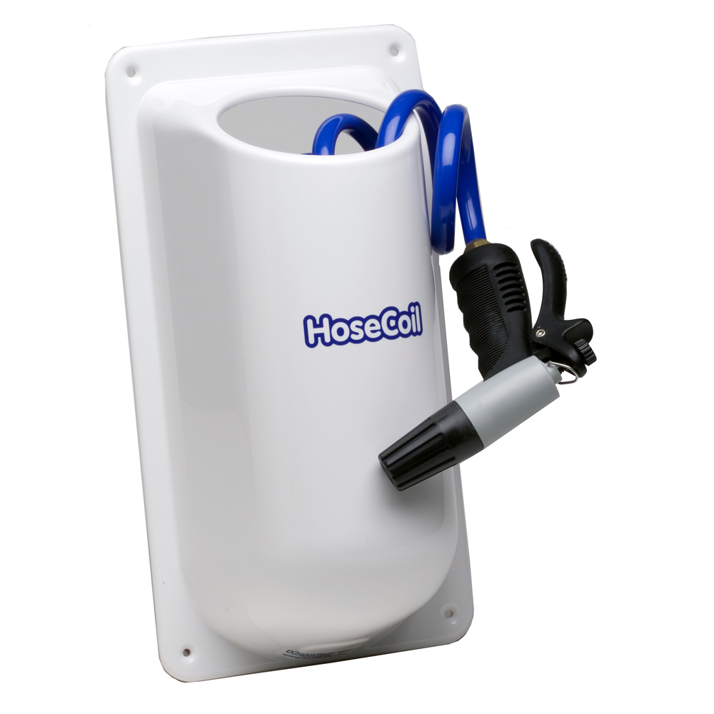 HoseCoil Side Mount Enclosure
