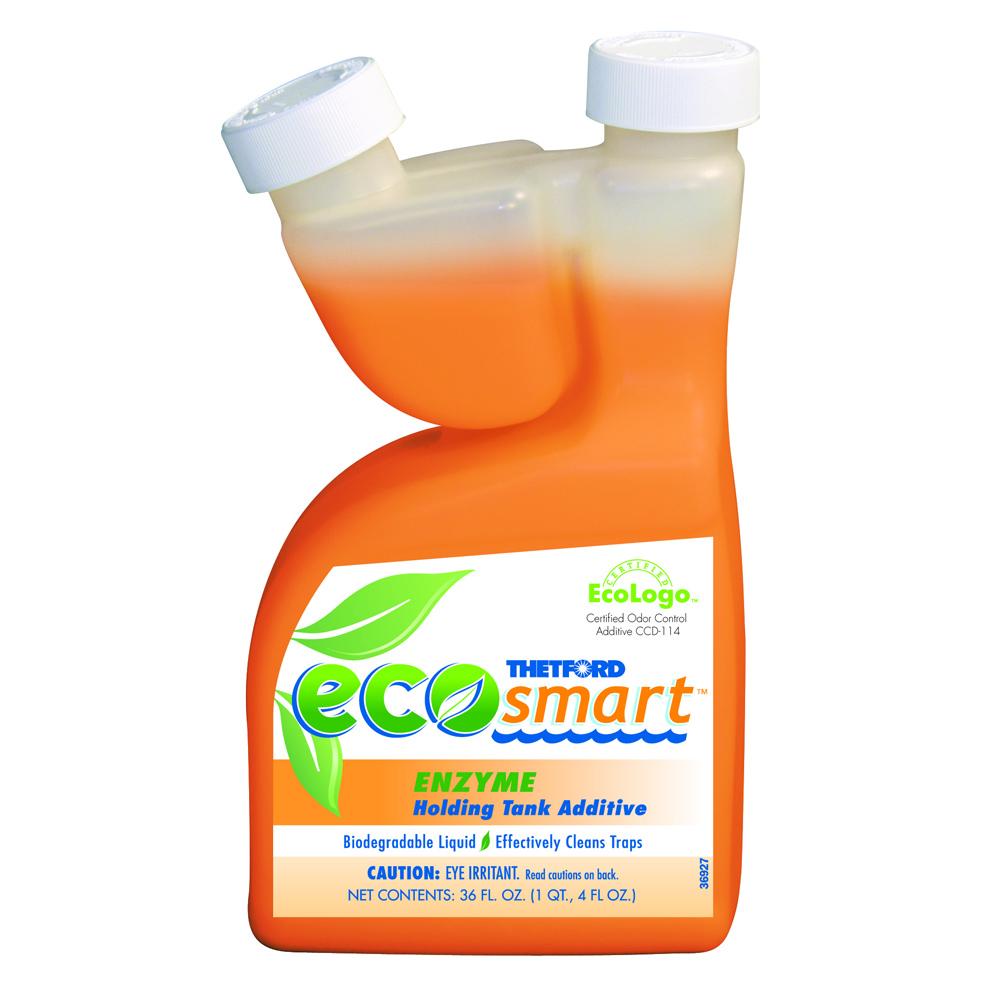 Thetford Eco-Smart Holding Tank Deodorant - Enzyme Formula - 36 oz.