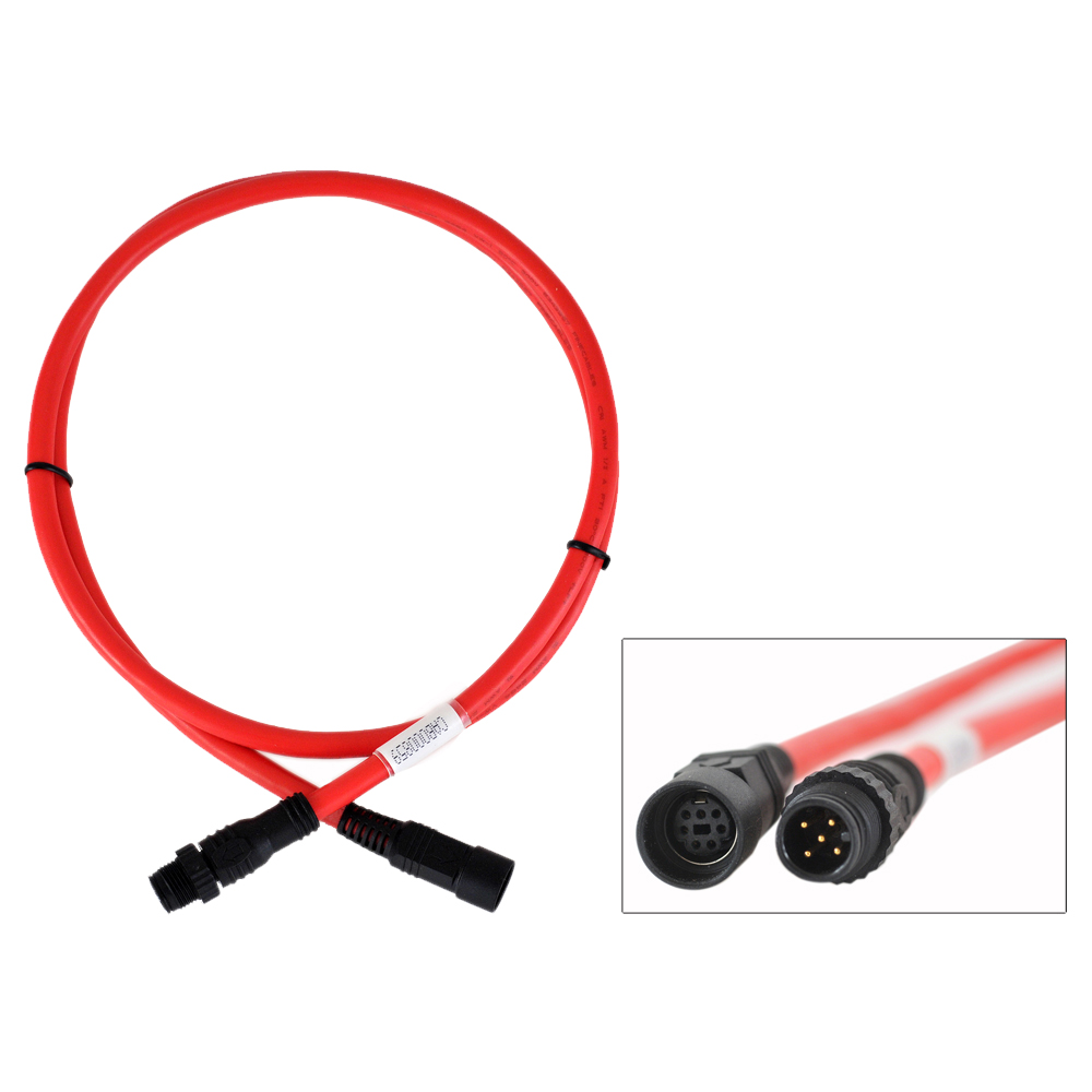 FUSION Powered Drop Cable f/MS-AV700 or MS-IP700 to NMEA 2000 T-Connector