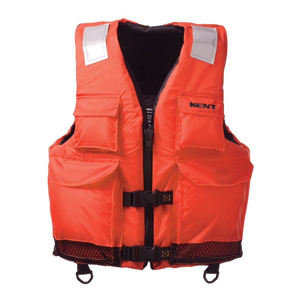 Kent Elite Dual-Sized Commercial Vest - XXXXLarge/7XLarge