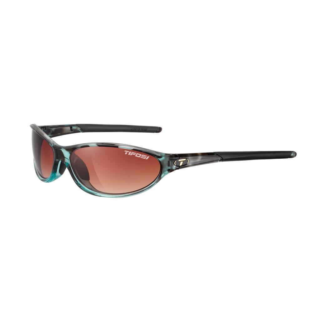 Tifosi Alpe 2.0 Single Lens Sunglasses - Blue Tortoise