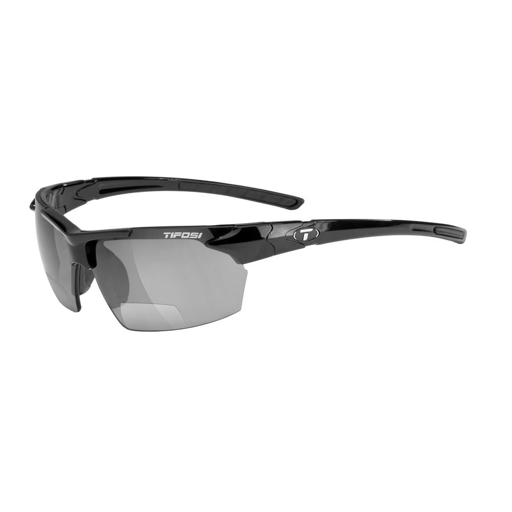 Tifosi Jet Readers Sunglasses - +2.0 - Gloss Black
