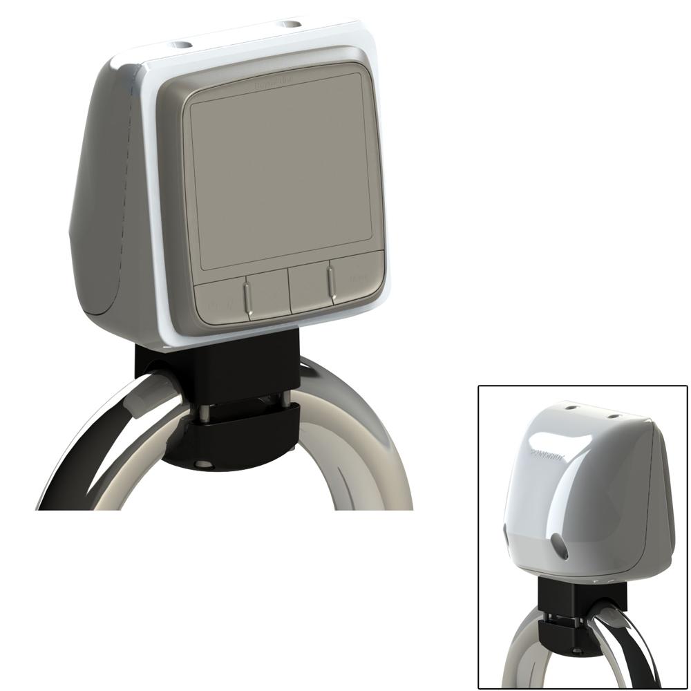 Scanpod Single Instrument Pod Rail Mount - Cut for standard instrument - Fits 1