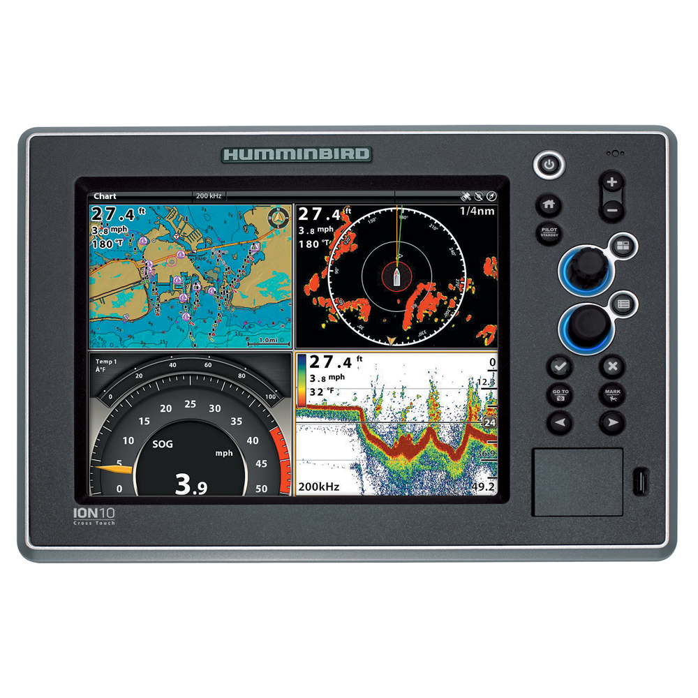 Humminbird ION10 - 10.4