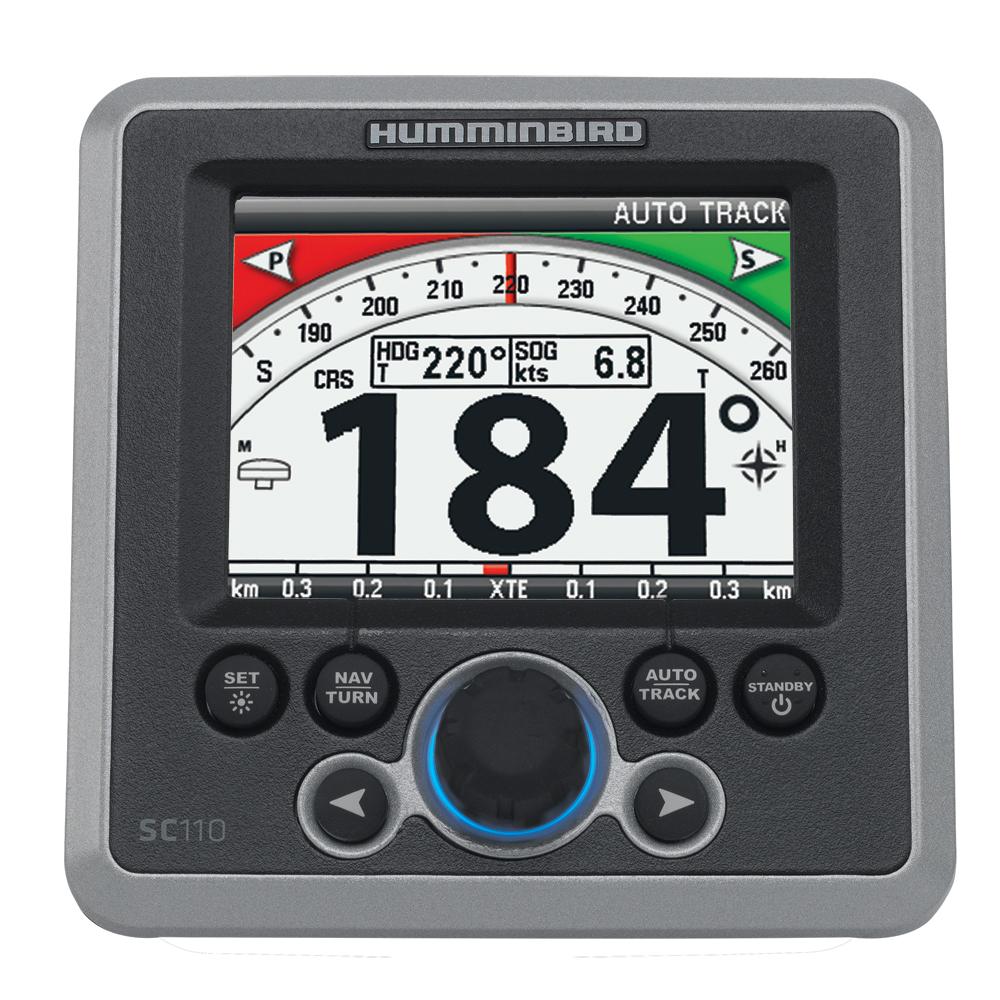 Humminbird SC 110 Autopilot Control Head w/Rotary Knob
